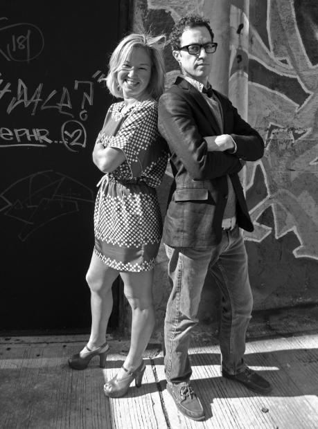 Philippa P.B. Hughes and David Bonck